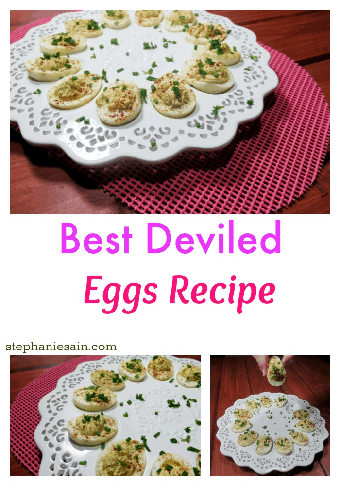 Best Deviled Eggs Recipe