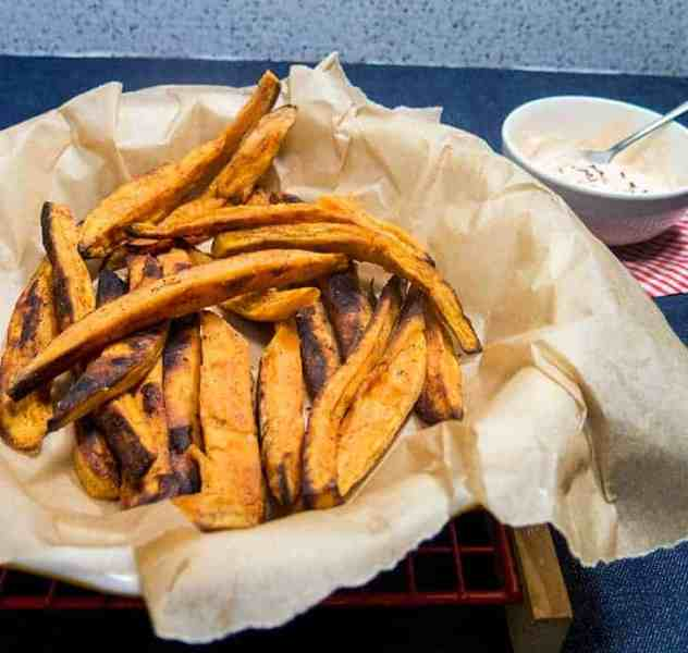 Best Oven Roasted Sweet Potato Fries