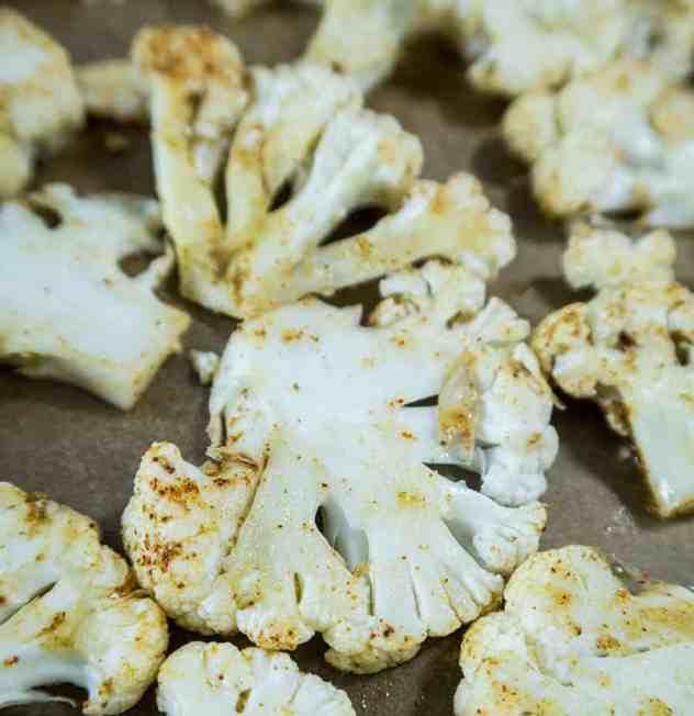 Best Roasted Cauliflower Nachos