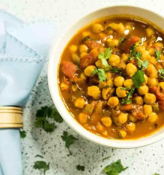 Chickpea Masala Stew