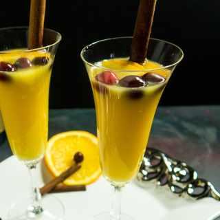 Orange Cinnamon Mimosa