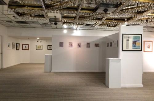 Noyes Museum Gallery at Clairidge 2018
