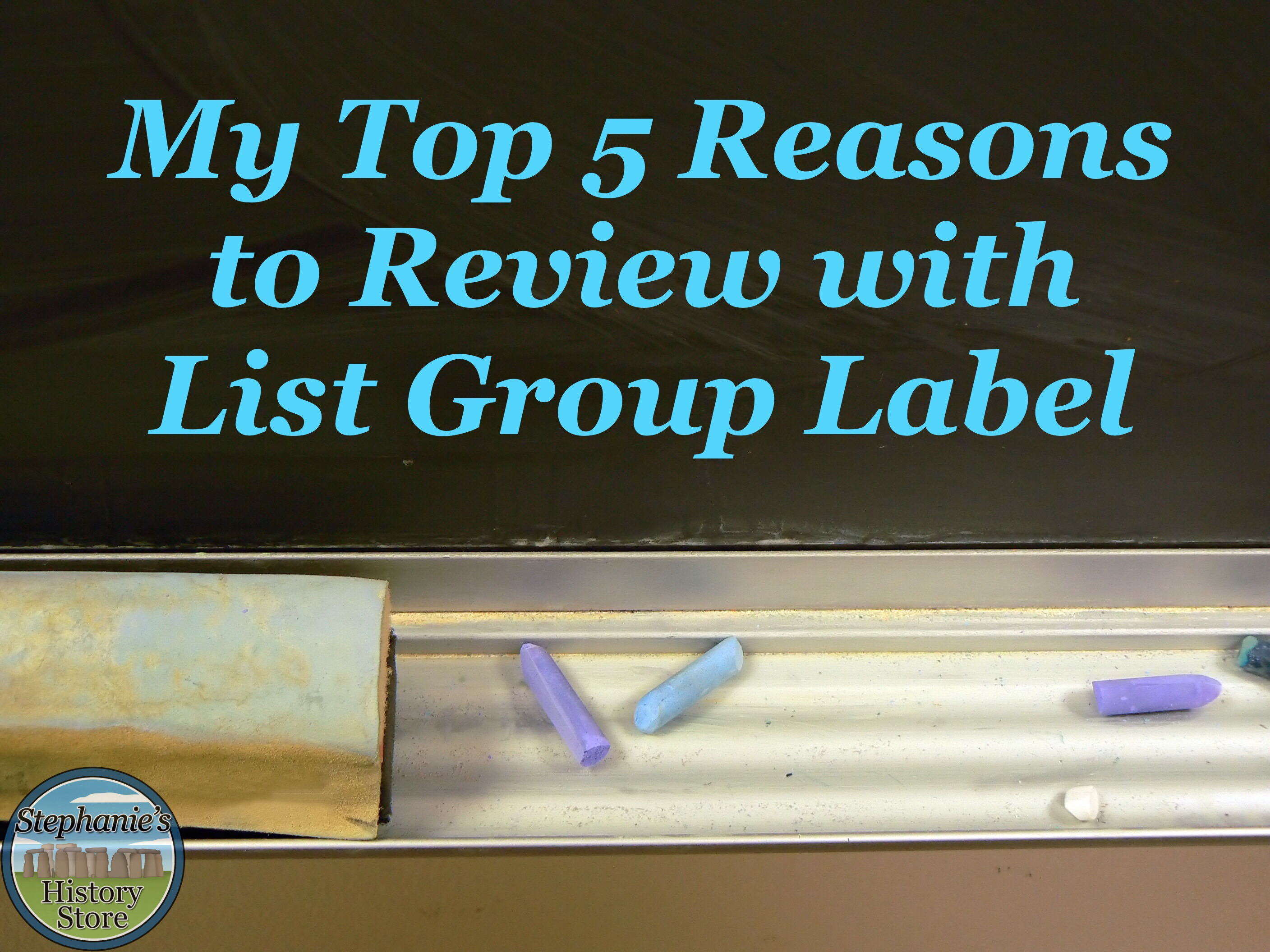 5 Reasons To Review With List Group Label Stephanie S