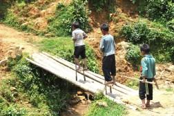 Kids Sapa, VIetnam