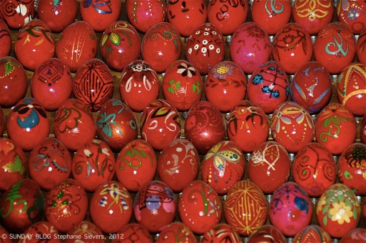Masterpiece of Eggs, Venice