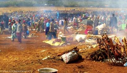 Market, Tanzania