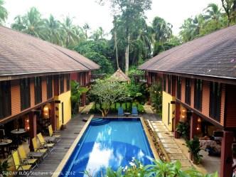 Traveller's paradise, Borneo