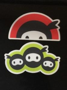 Ninja Forms Stickers