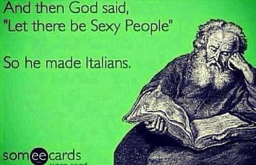 Sexy Italians