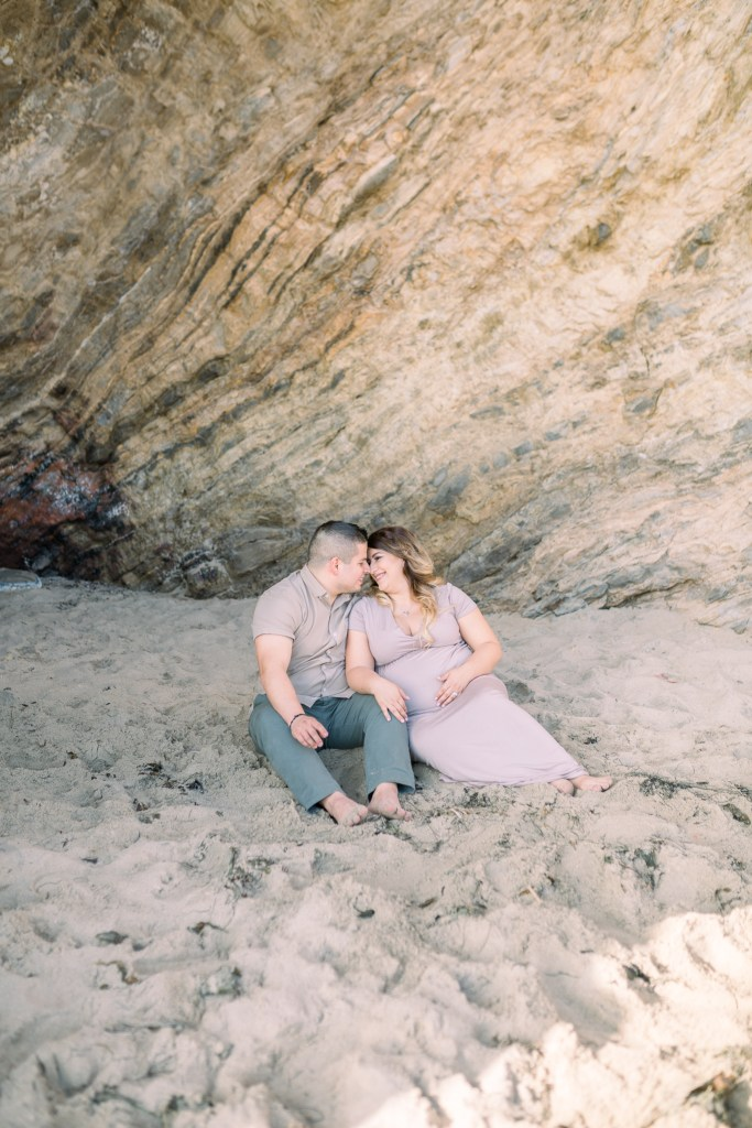 Family Photography Beach Maternity Session. - Stephanieweberphotography.com