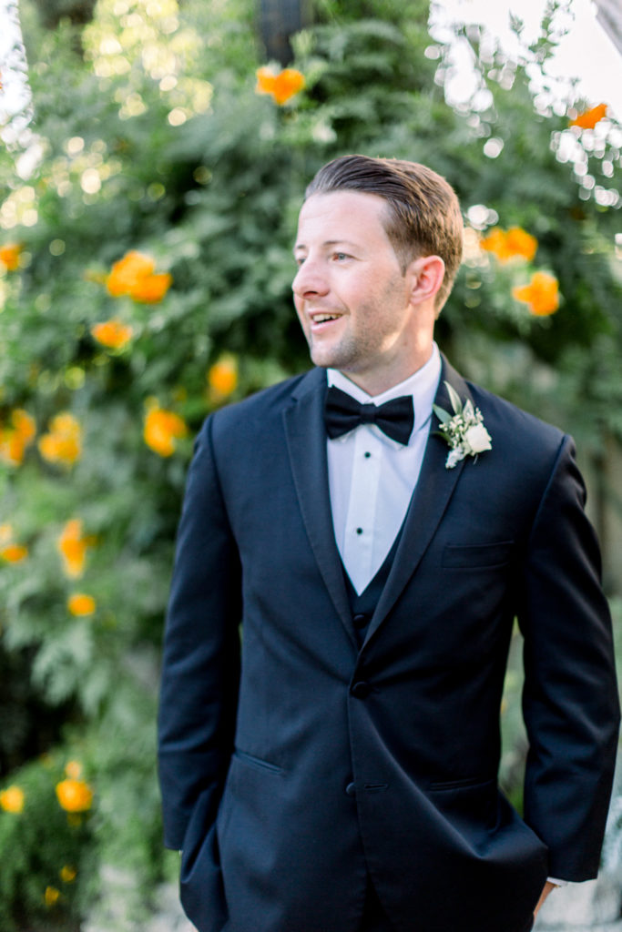 Groom Portraits, Orange County Wedding Photographer, Stephanie Weber Photography. - stephanieweberphotography.com