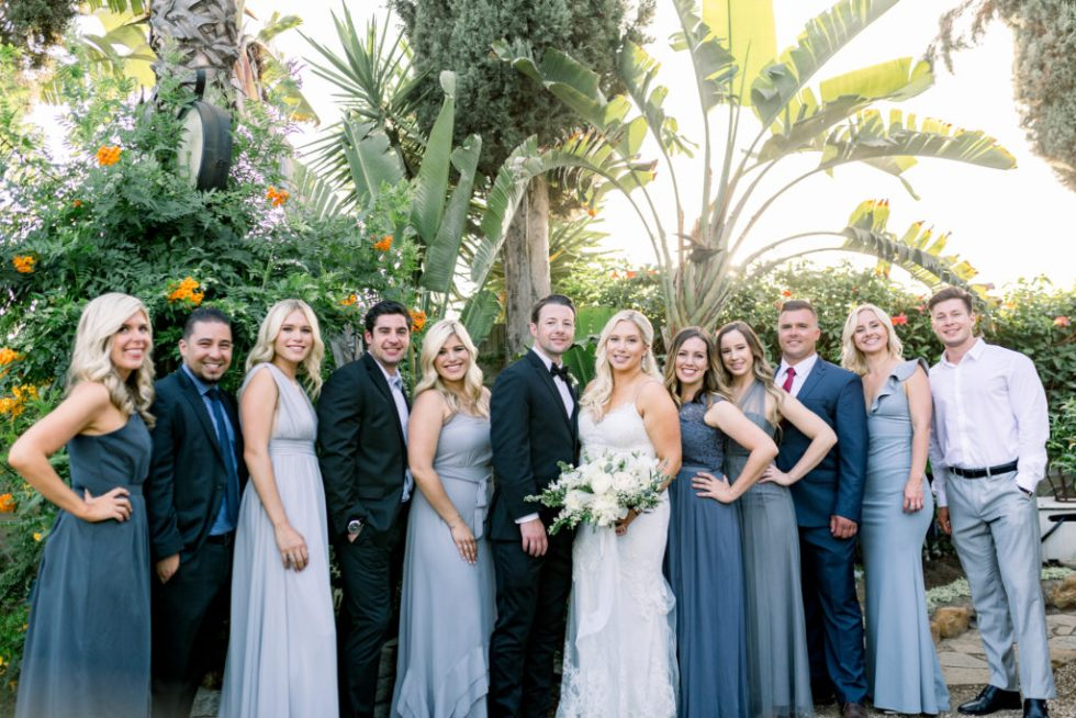 Wedding Party, Orange County Wedding Photographer, Stephanie Weber Photography. - stephanieweberphotography.com