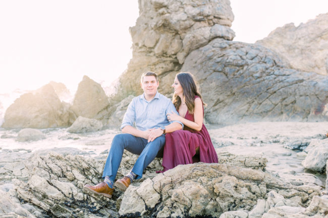 Newport Beach Engagement Session, Orange County Photographer - Stephanieweberphotography.com