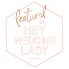 Hey Wedding Lady Feature - Stephanieweberphotography.com