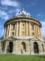 Radcliffe Camera operates as a reading room for Oxford students