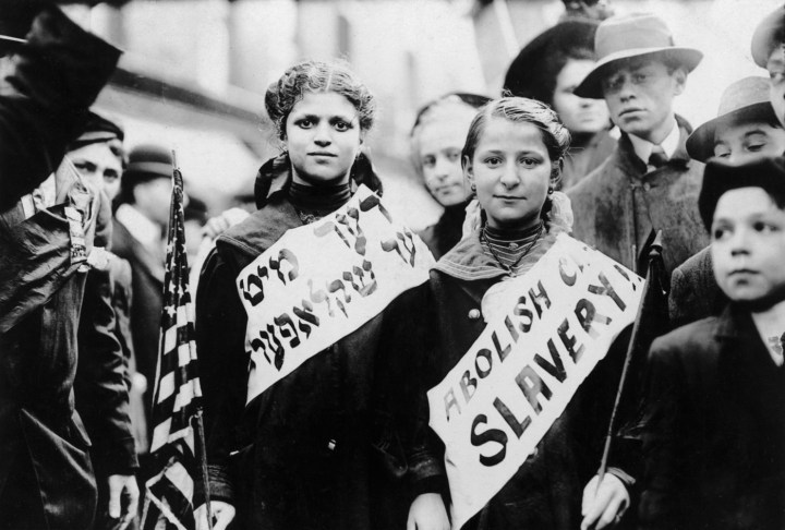 Your guide to Jewish, feminist protest