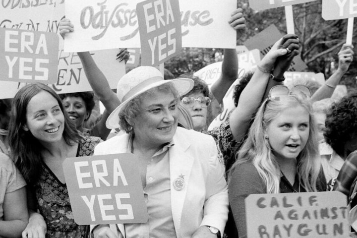 The Jewish women behind all 100 years of the Equal Rights Amendment