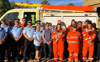 New state-of-the-art vehicle for Junee SES