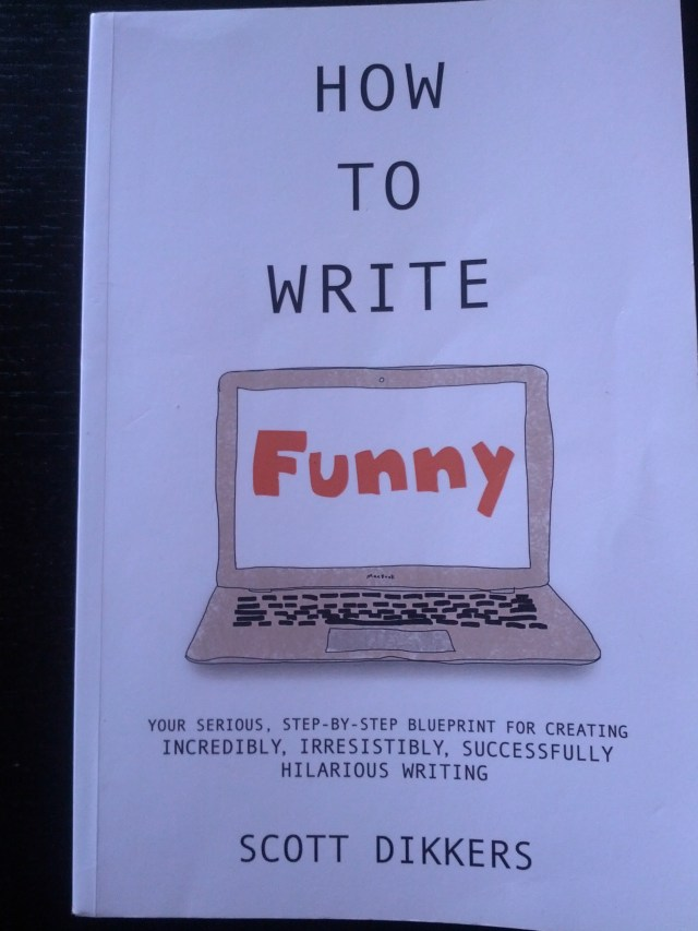 joke writing  Stephen Addison