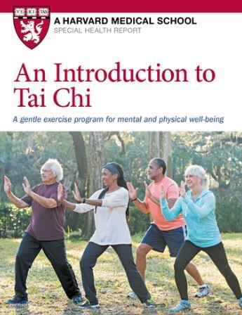 Tai Chi, Harvard Approval of Tai Chi, Stephen Allerton blogger,