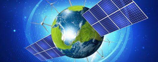solar energy saving the planet, by Stephen Allerton blogger.