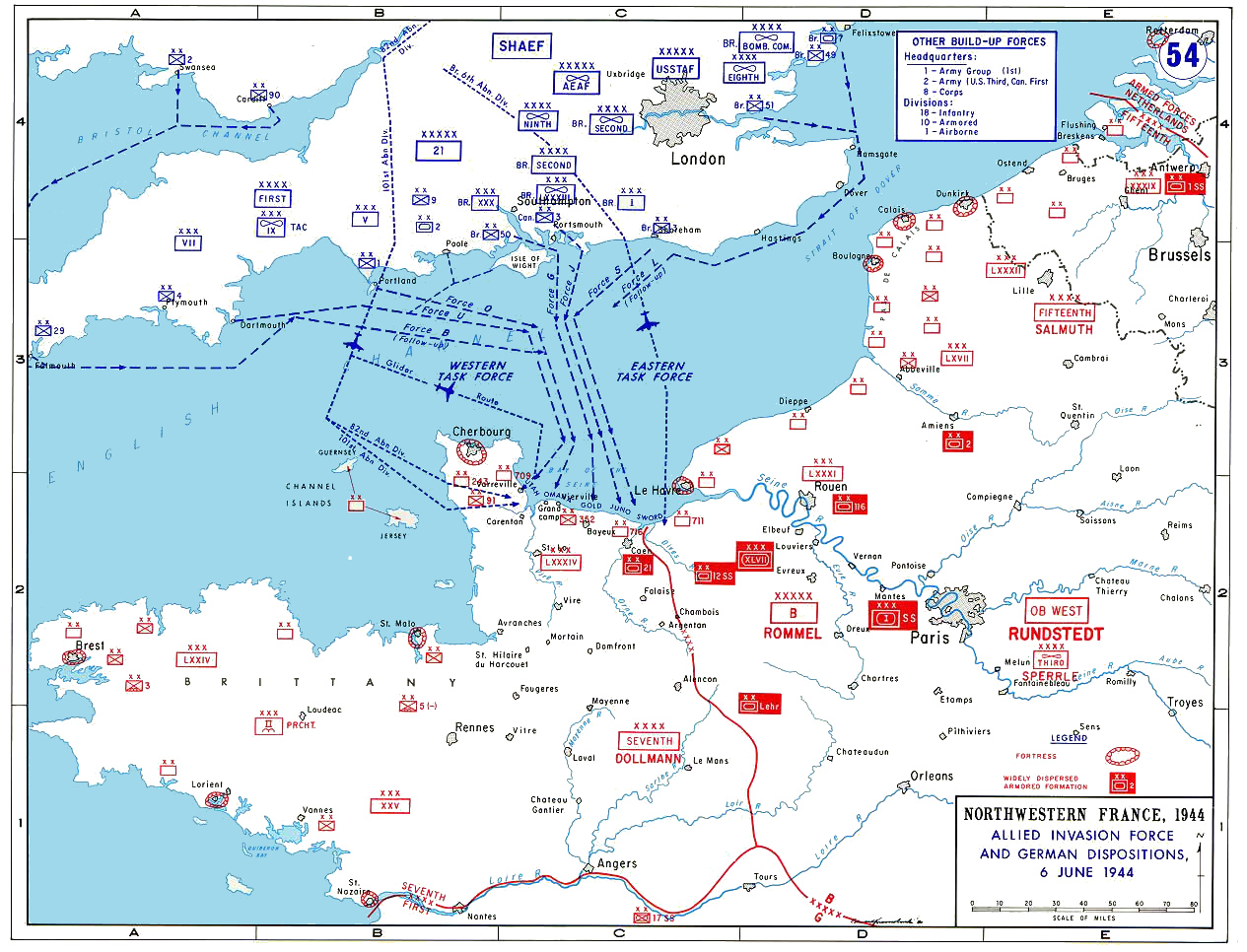 Preparations For Operation Overlord Part Iii