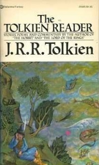 The cover of The Tolkien Reader