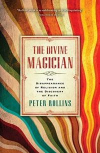 The cover of Rollins' The Divine Magician