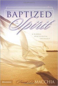 The cover of Macchia's Baptized in the Spirit