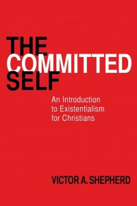 The cover of Shepherd's The Committed Self