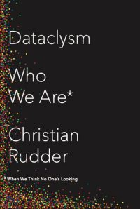 The cover of Rudder's Dataclysm
