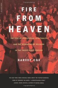 The cover of Cox's Fire from Heaven