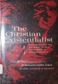 The cover of Härings The Christian Existentialist