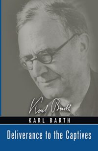 The cover of Barth's Deliverance to the Captives