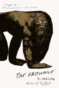 The cover of Catling's The Erstwhile