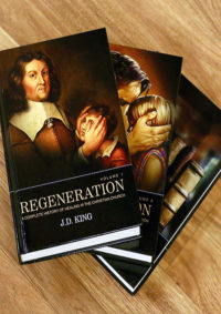 The cover of King's Regeneration