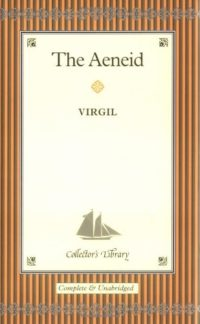 The cover of Virgil's The Aeneid