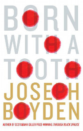 The cover of Boyden's Born with a Tooth