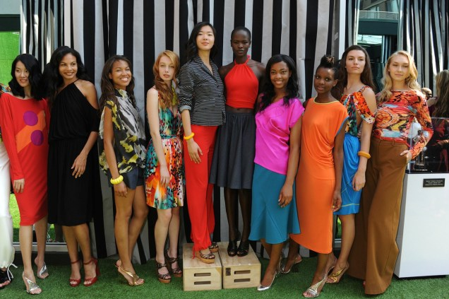 NYFW October 2012 Group