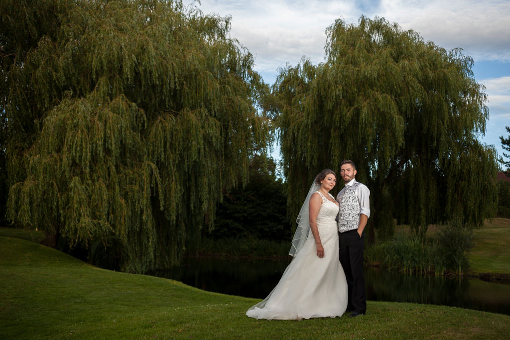 Norfolk wedding photographer slideshow golf club