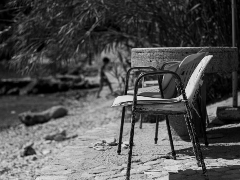 Spiros's & Elsie's Chairs