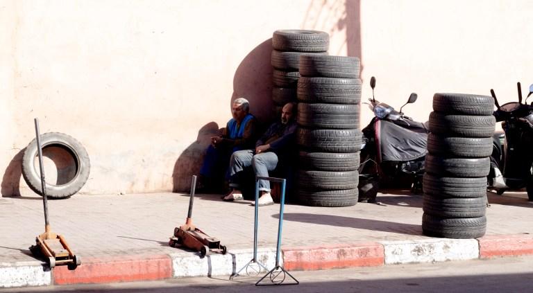 Street Garage