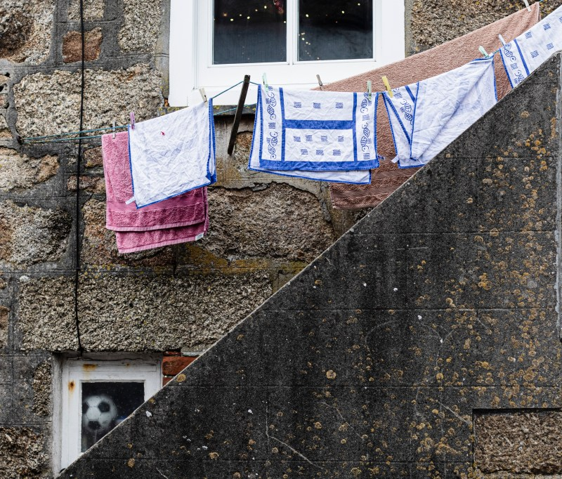 Washing Day, St Ives