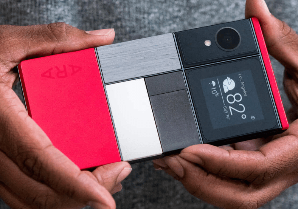 Google's Modular Smartphone Will Ship to Developers This Fall