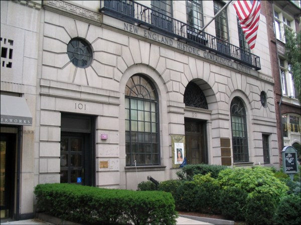 A Boston Ballad | Steve's Genealogy Blog