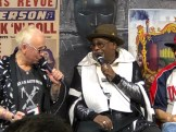 George Clinton & Nick Harcourt Interview