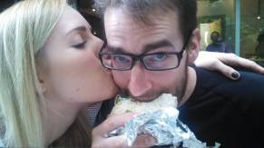 First Chipotle burrito in weeks.