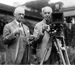 eastman-edison old school film camera
