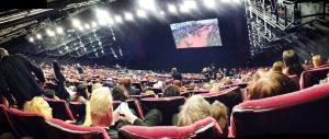 Main cinema in cannes