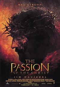 The Passion of the Christ is top among films are not in English language